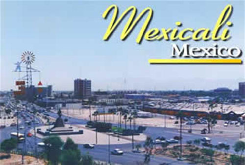 Mexicali california mexico